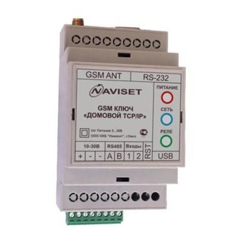 Домовой IP DIN 3G модуль GSM Naviset