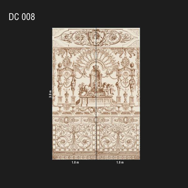 Панно Loymina Illusion DC 008, интернет магазин Волео