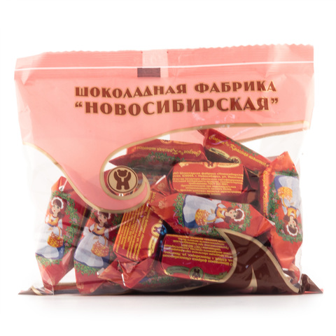 """Конфеты """"НШФ"""" Красная шапочка шоколадные, 250 г"""