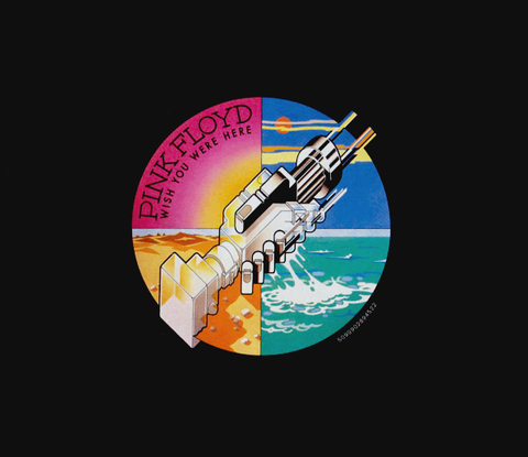 Pink Floyd / Wish You Were Here (CD)