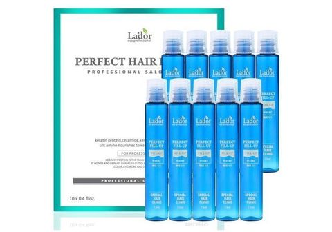 Филлер для восстановления волос  La'dor Perfect Hair Filler 13ml x 1 (1 шт.)