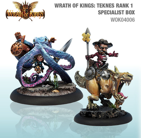 Teknes Rank 1 Specialist Box