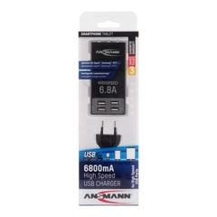 Блок питания 4 USB 6.8 A ANSMANN