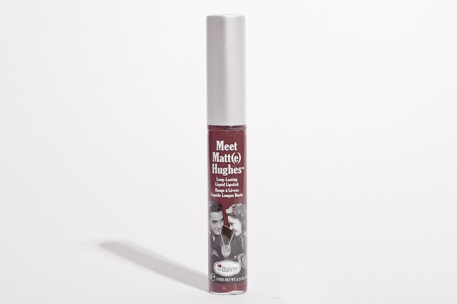 Стойкий матирующий блеск для губ Meet Matt(e) Hughes