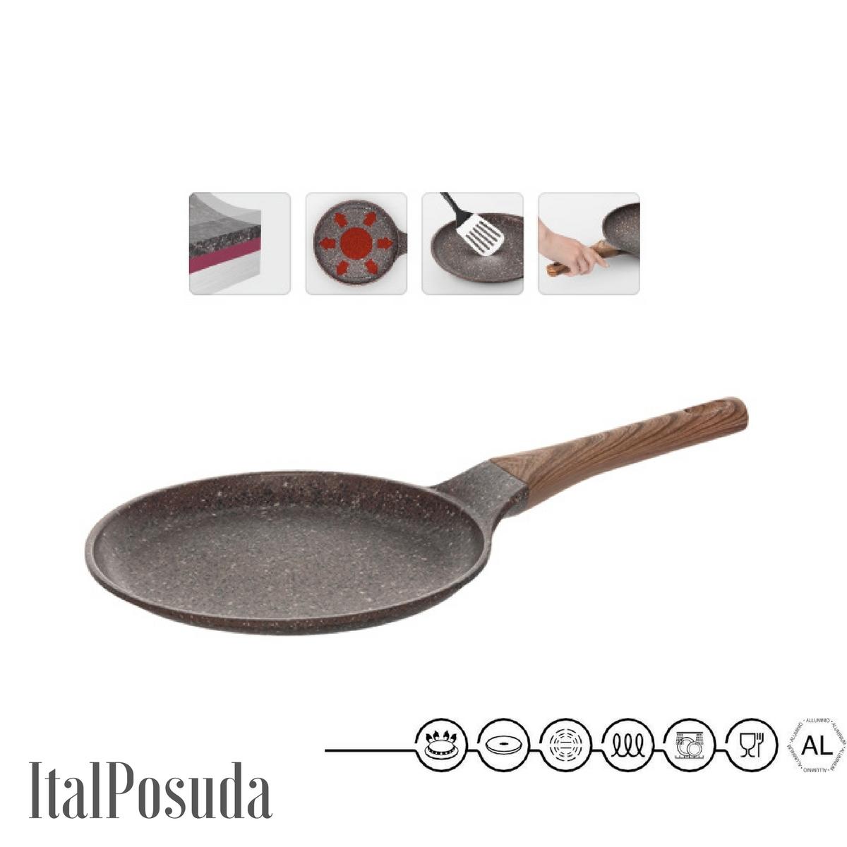 Блинная сковорода NADOBA GRETA