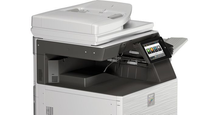 Sharp MX-5500N Printer PCL6 Driver (2019)