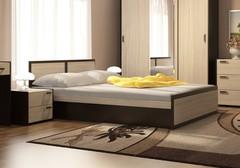 Кровать 1.6 м с подъемным механизмом (мс Венеция-1)