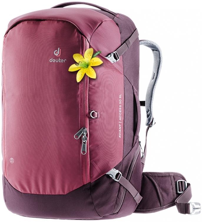 Новинки 2019 Рюкзак для путешествий женский Deuter Aviant Access 50 SL image2__4_.jpg