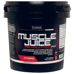 Ultimate	Ult Muscle Juice Revolution 4.69lb Strawberry