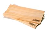 Weber кедровые доски для копчения -  (2 шт ).