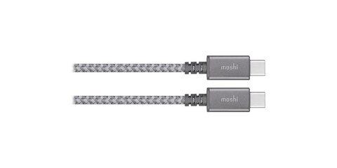 Кабель Moshi Integra USB-C to USB-C 1,2 м коннекторы