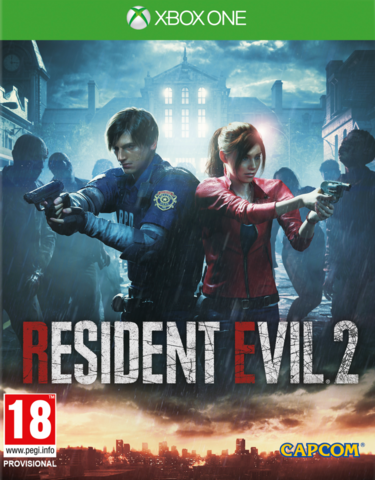 Xbox One Resident Evil 2: Remake (русские субтитры)