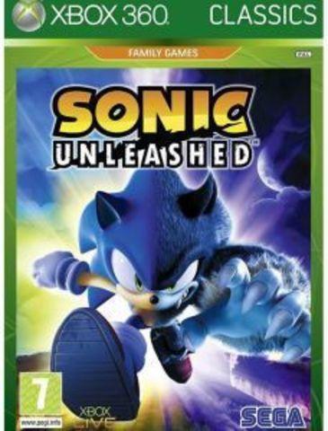 Xbox One Sonic Unleashed (Xbox 360 - Xbox One, английская версия)