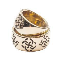 Кольцо Свадебник