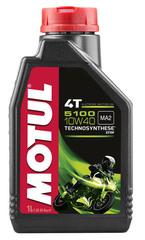 Моторное масло MOTUL 5100 4T SAE 10W40