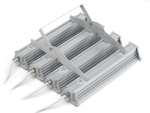 Крепление для 4-х светильников