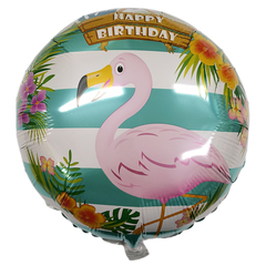 Шар Круг HB Фламинго