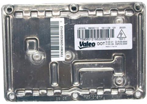 Штатный блок розжига Valeo LAD5GL (4 pin)