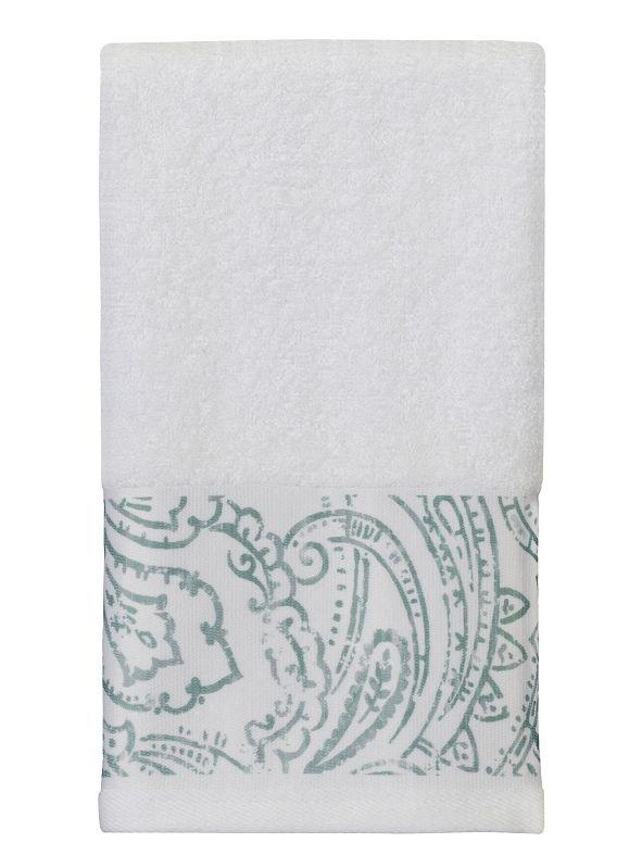 Полотенце 27х42 Creative Bath Beaumont серое