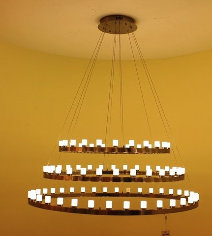 replica FontanaArte Chandelier Suspension lamp 3 levels