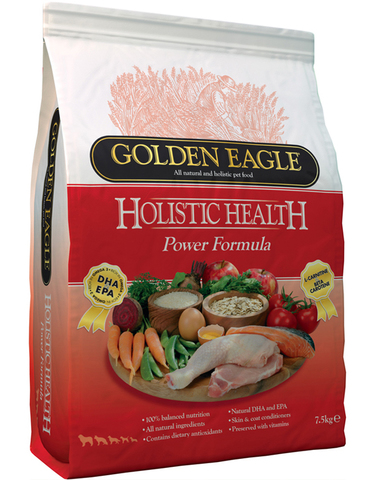 Сухой корм Golden Eagle Holistic Power Formula 30/20