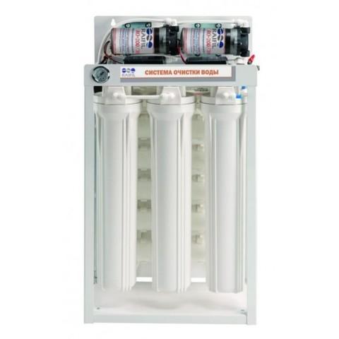 Водоочиститель RO 388 BW - 220EZ (три мембаны 100G, насос ПД, 36л/ч или 1134 л/сут), R