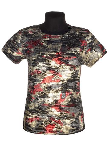 3306-1-3 футболка женская, черная