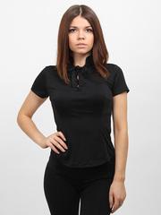 3190 блузка женская, черная