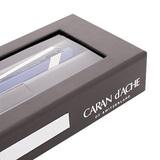 Шариковая ручка Carandache Office Classic yellow (M) чернила: синий в подарочной коробке (849.010_GB)