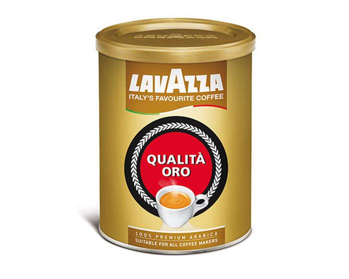 Кофе молотый LavAzza Oro, 250 г (Лавацца)