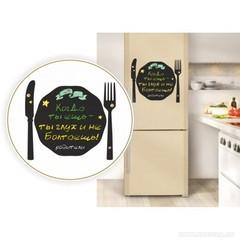 "Магнитная доска на холодильник ""Тарелка"""