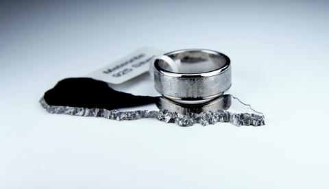 Кольцо обручальное мужское/женское. Размер 19