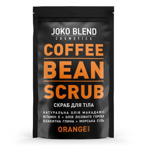 Кофейный скраб Joko Blend Orange