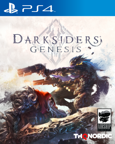 PS4 Darksiders Genesis (русская версия)