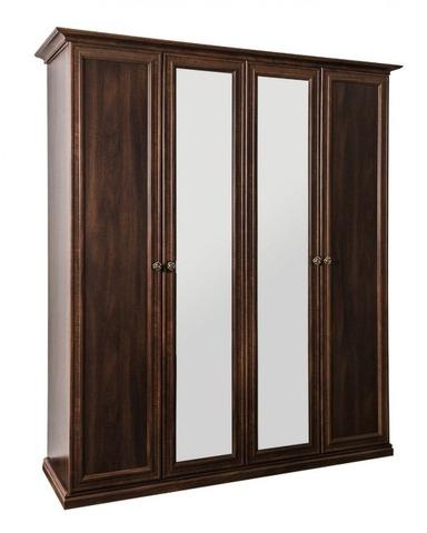 Шкаф  АФИНА 4-х ств. караваджо с зеркалами