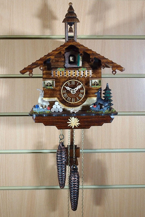 Часы настенные Часы настенные с кукушкой Trenkle 1504 chasy-nastennye-s-kukushkoy-trenkle-1504-germaniya.jpg
