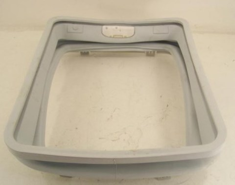 Манжета люка (уплотнитель двери) для стиральной машины Whirlpool (Вирпул) 481010410453