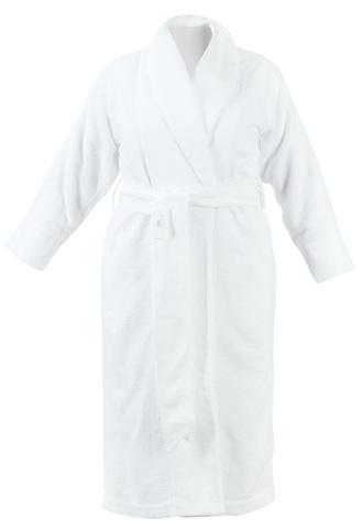 Элитный халат махровый Abyss & Habidecor Amigo белый