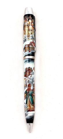 Ручка Паркер роспись Холуй