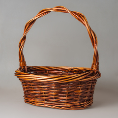 Плетеная корзина 066204 L
