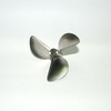 6716/3  Propeller, Offshore 27cc, Stainless Steel