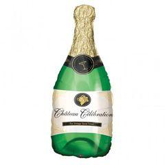 А ФИГУРА/P30 Бутылка шампанского, 14