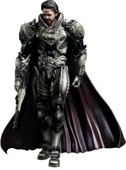 Man of Steel Play Arts Kai - Jor-El
