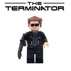 Minifigures Terminator T-800