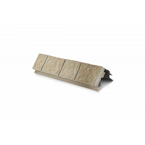 Угол наружный к Фасадным Панелям VOX (Вокс) Sandstone (Сандстоун) Cream