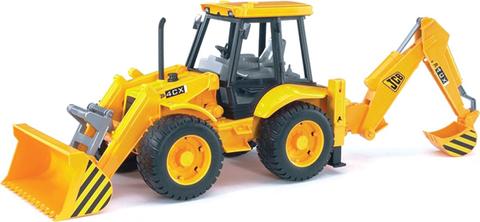 Bruder: Экскаватор-погрузчик колёсный JCB 4CX, 02-428