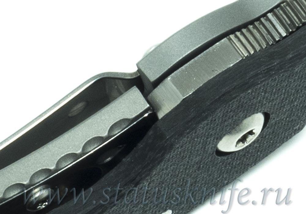 Нож Spyderco Ti Military C36CFTIP CPM-S90V