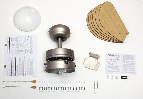 Dreamfan Smart 76 Потолочный люстра-вентилятор