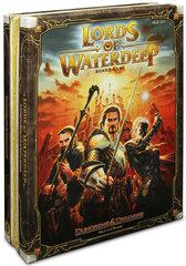 Dungeons and Dragons Boardgame: Lords of Waterdeep / Подземелья и драконы: Лорды Глубоководья