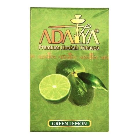 Табак Adalya 50 г Green Lemon (Зеленый лимон, лайм)
